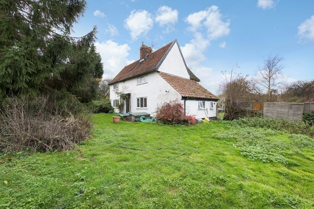 Thumbnail Detached house for sale in Raydon, Woodlands Road, Ipswich