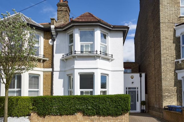 Thumbnail Property for sale in Allison Road, West Acton, London