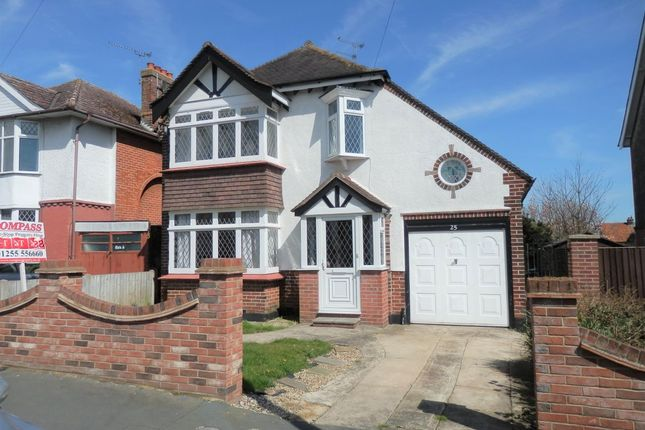 Thumbnail Detached house for sale in Highfield Avenue, Harwich