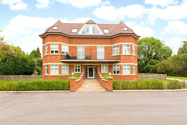 Thumbnail Flat for sale in The Old Court, Bath Road, Taplow, Maidenhead