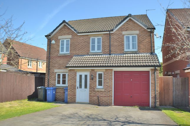 Thumbnail Detached house for sale in Kiwi Drive, Alvaston, Derby