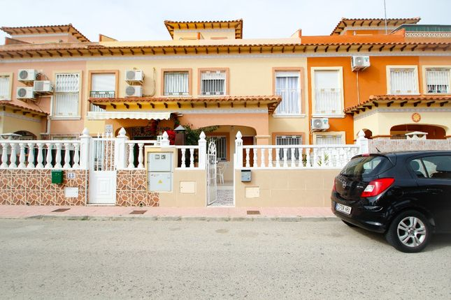 2 bed terraced house for sale in Paraje Natural, Torrevieja, Spain