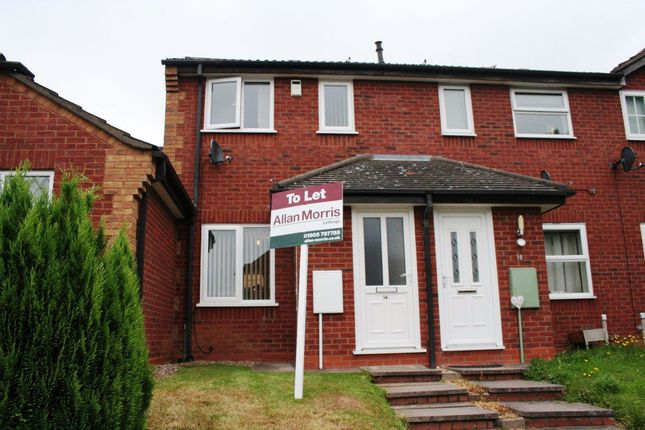 Thumbnail Property to rent in Abbey Close, Bromsgrove