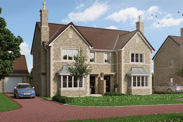 Thumbnail Semi-detached house for sale in Plot 14, Longmead (12 Hawkesmead Close), Norton St Philip, Bath