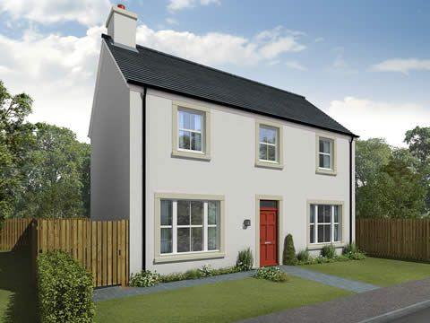 Thumbnail Detached house for sale in Chapelton, Aberdeen, Aberdeenshire