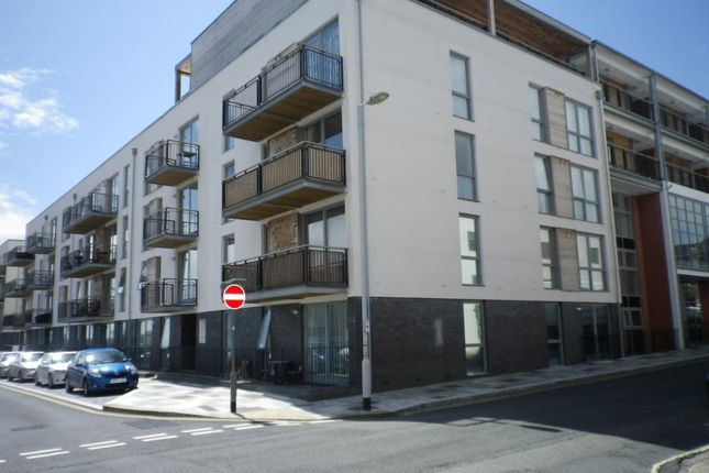 Thumbnail Property to rent in Phoenix Quay, Millbay, Plymouth
