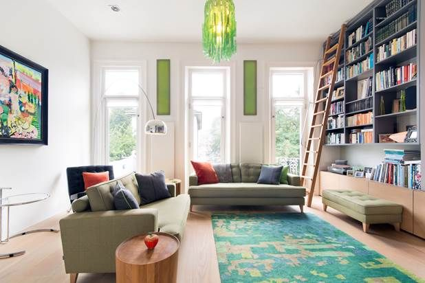 Thumbnail Property to rent in Colville Terrace, London
