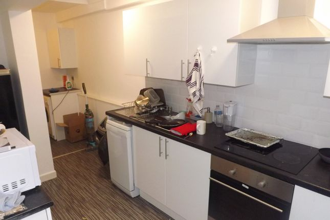 Thumbnail Flat to rent in Outram Road, Southsea