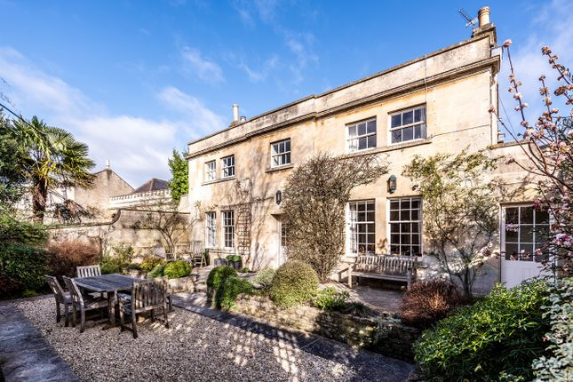 Thumbnail Mews house for sale in Lansdown, Bath