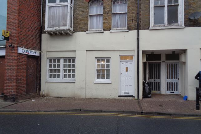 1 bed flat to rent in King Street, Ramsgate CT11
