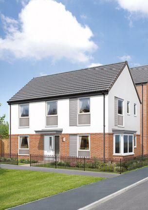 Thumbnail Detached house for sale in Hemlock Way, Off Great Bridge Road, Bilston