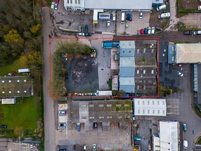 Thumbnail Light industrial for sale in Land And Buildings Off Wills Road, Wills Road, Totnes, Devon