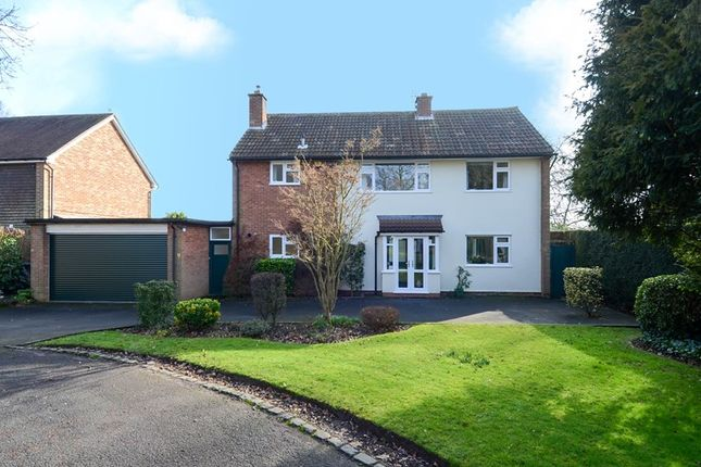 Thumbnail Detached house for sale in Ramsden Close, Selly Oak, Bournville Village Trust