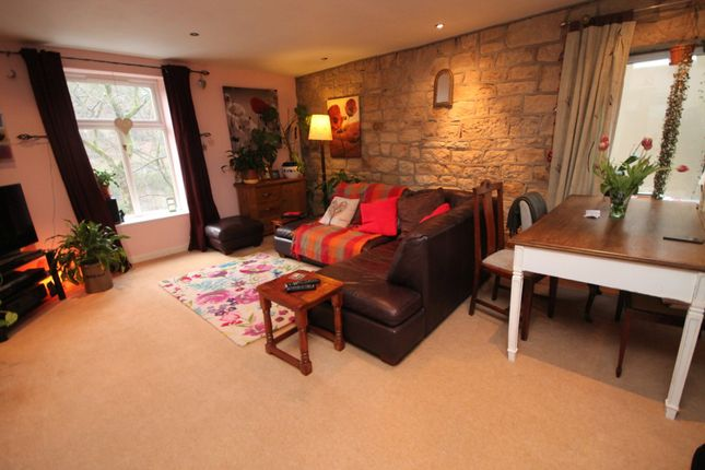 Thumbnail Flat for sale in Clewer Place, Hollins Road, Walsden