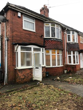 Thumbnail Semi-detached house to rent in Lily Lane, Manchester