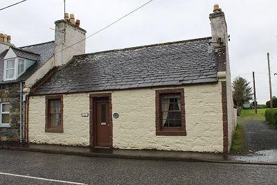 Thumbnail Cottage for sale in Ashley Bank, 58 Main Street, Kirkcowan