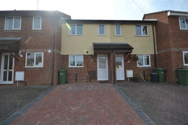 Thumbnail Terraced house to rent in Beech Close, Hardwicke, Gloucester