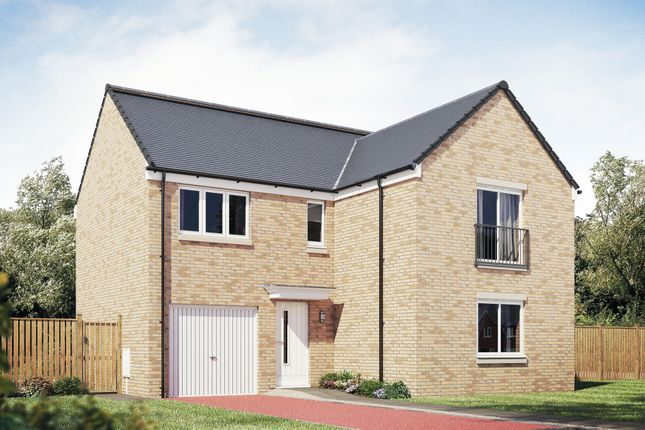 """Thumbnail Detached house for sale in """"The Lismore"""" at Stobhill Road, Gorebridge"""