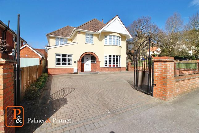 5 bed detached house for sale in Valley Road, Ipswich IP1