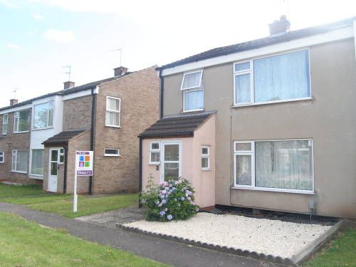 Thumbnail Semi-detached house to rent in Broadhaven Close, Leamington Spa