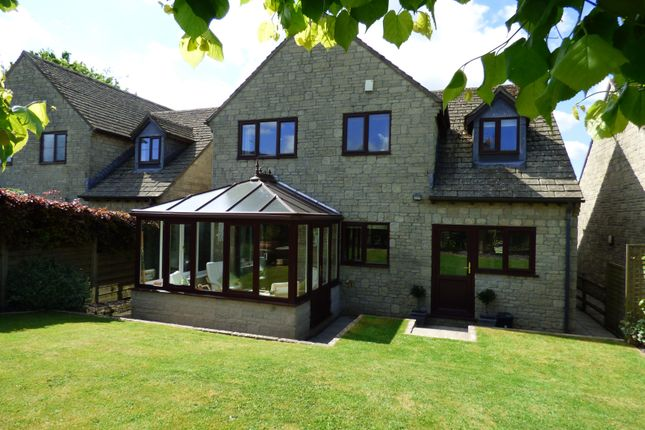 Thumbnail Detached house for sale in Crail View, Northleach, Cheltenham, Gloucestershire