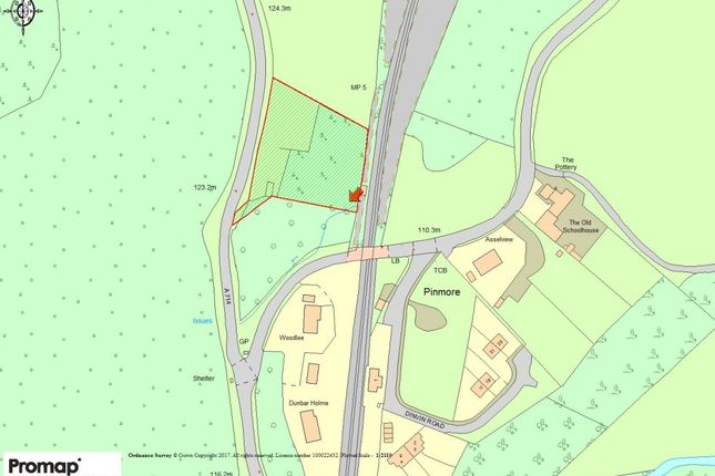 Land for sale in Old Smiddy Plot Laigh Letterpin, Pinmore