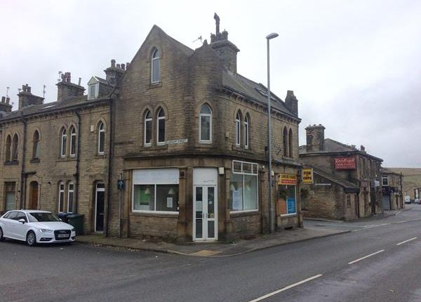 Retail premises to let in 38, Main Road, Denholme, West Yorkshire