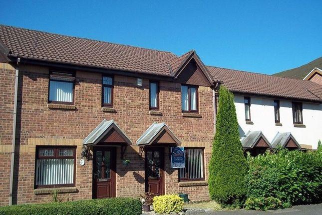 Thumbnail Terraced house to rent in Graig Y Darren, Godrergraig, Pontardawe, Swansea.