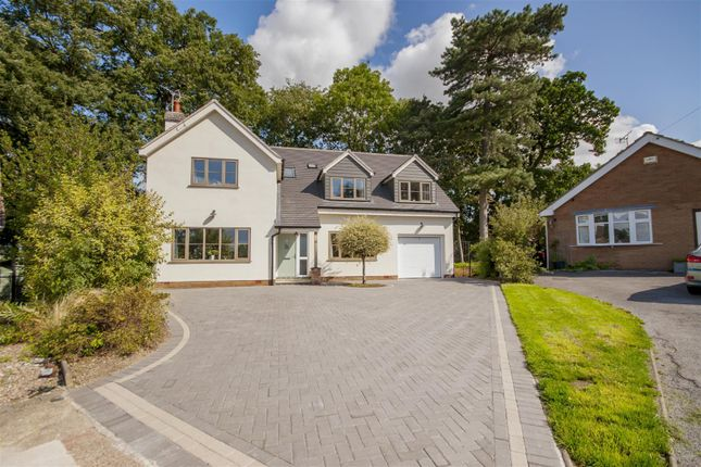 Thumbnail Detached house for sale in Steven Close, Toton, Beeston, Nottingham