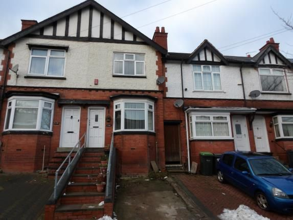 Thumbnail Terraced house for sale in Rosefield Road, Smethwick, Birmingham, West Midlands