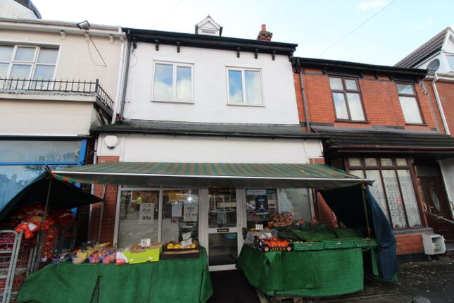 Thumbnail Flat to rent in Owen Road, Pennfields, Wolverhampton