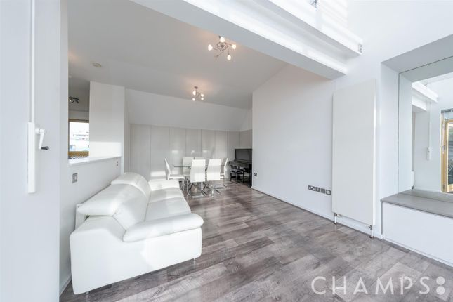 Living Room of Moseley Row, London SE10