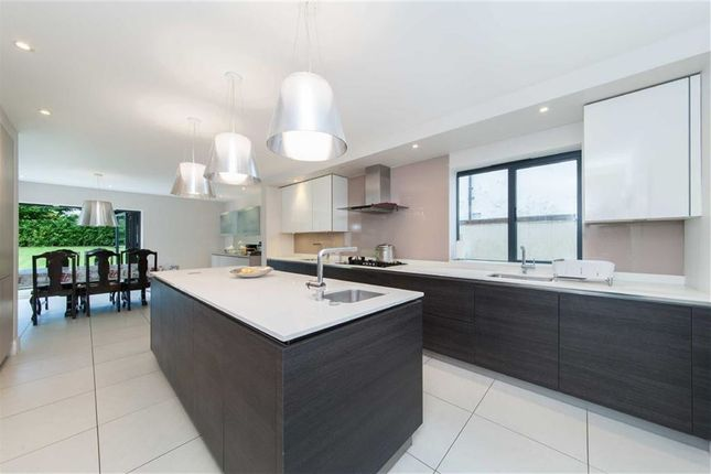 Thumbnail Detached house for sale in St Margarets Road, Edgware, Edgware