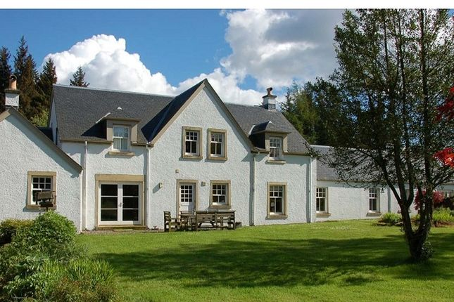Thumbnail Detached house for sale in Gartloaning Gartmore, Aberfoyle, Stirling, Stirlingshire.