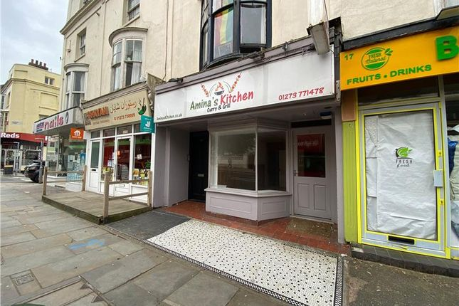 Thumbnail Restaurant/cafe to let in Western Road, Hove, East Sussex