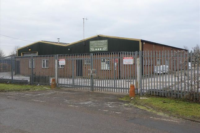 Thumbnail Light industrial to let in Unit F Dales Manor Business Park, Grove Road, Sawston, Cambridge