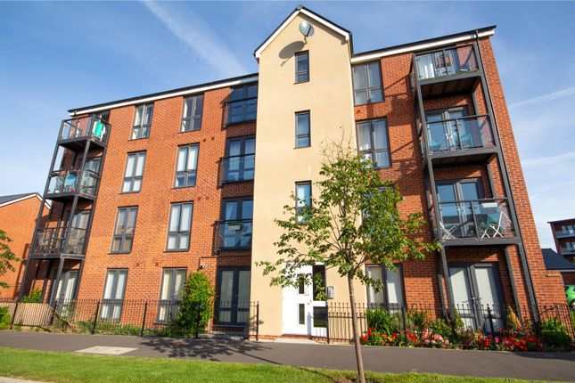 Thumbnail Flat for sale in Jenner Boulevard, Emersons Green, Bristol