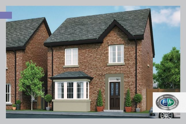 Thumbnail Semi-detached house for sale in Drumford Meadow, Kernan Hill Road, Portadown