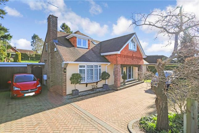 Thumbnail Detached house for sale in Cupernham Lane, Romsey
