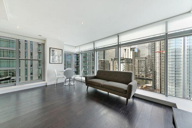 Living Area of East Tower, Pan Peninsula, Canary Wharf E14