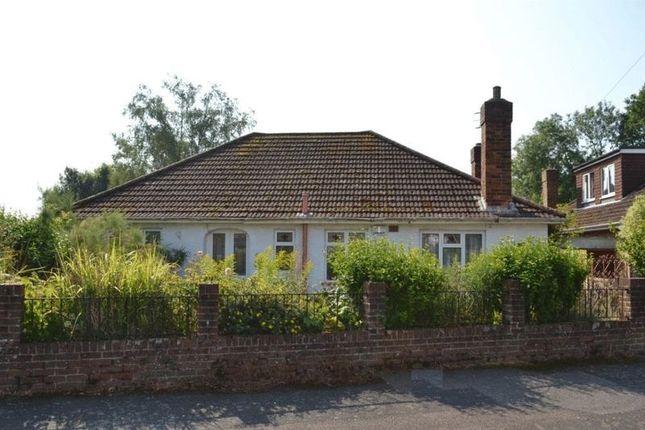Thumbnail Bungalow for sale in Brookmead, Hildenborough, Tonbridge