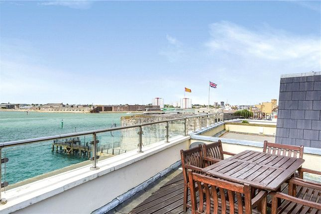 Thumbnail Town house for sale in Grand Parade, Portsmouth