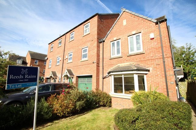 Thumbnail Semi-detached house to rent in Lowedges Close, Sheffield