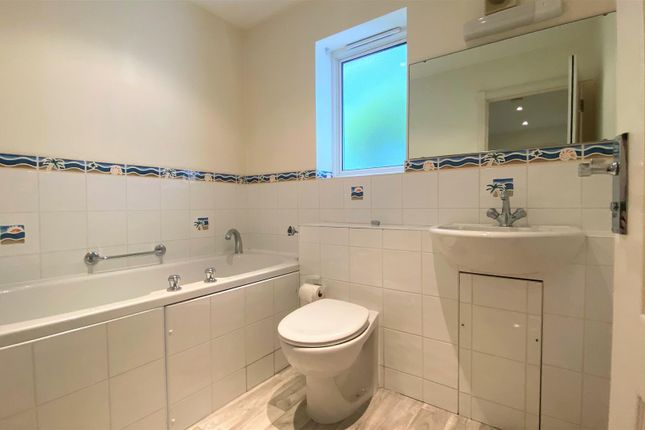 Bathroom of Brownsea View Avenue, Poole BH14