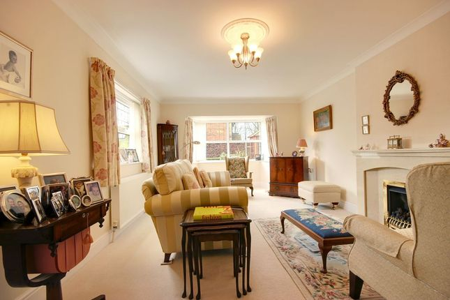 Thumbnail Detached bungalow for sale in Chestnut Mews, Tickton, Beverley