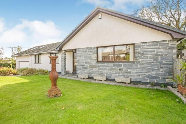 Thumbnail Bungalow for sale in Lelant, St.Ives, Cornwall