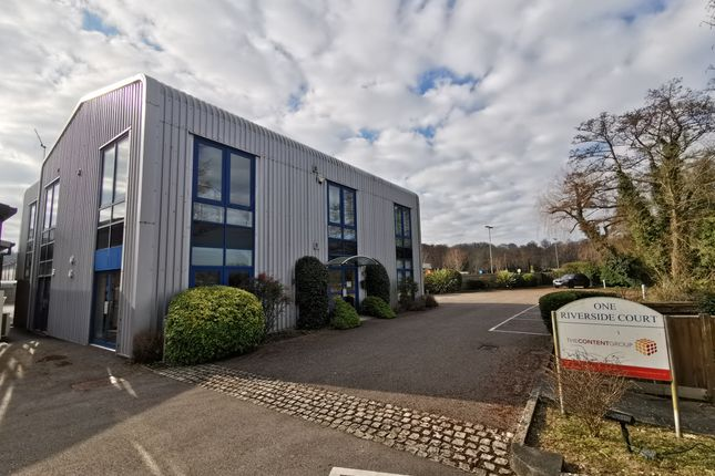 Thumbnail Office for sale in Riverside Court, Douglas Drive, Godalming
