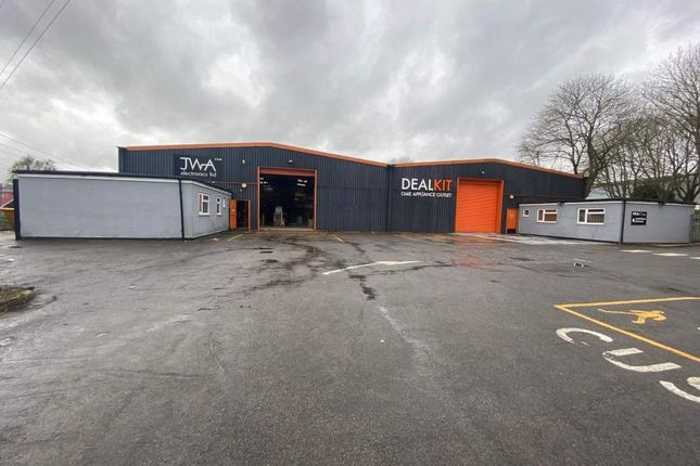 Thumbnail Light industrial for sale in 17/18 Mill Lane Industrial Estate, Caker Stream Road, Alton