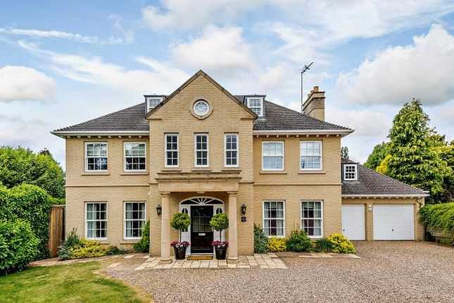 Thumbnail Detached house for sale in The Promenade, Wellingborough, Northamptonshire