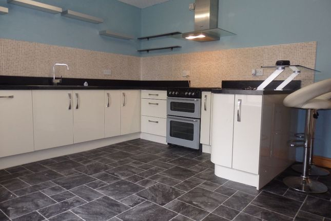 Thumbnail Terraced house to rent in Church Road, Burry Port